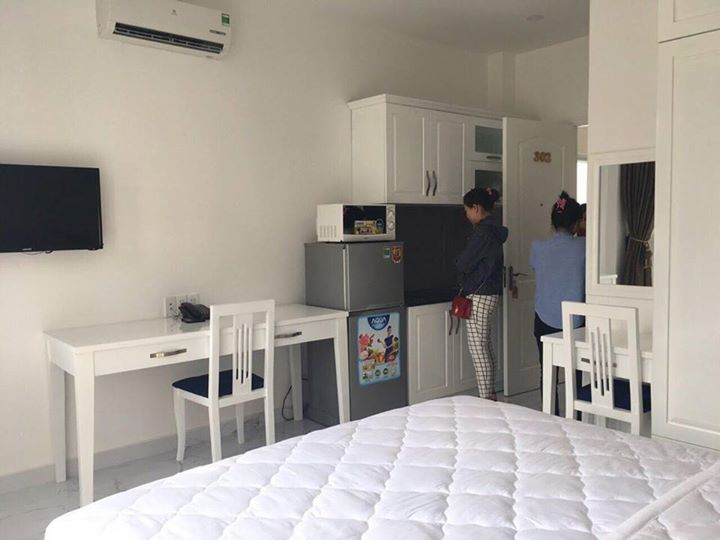 Serviced Apartment in D3, near Tan Dinh Market