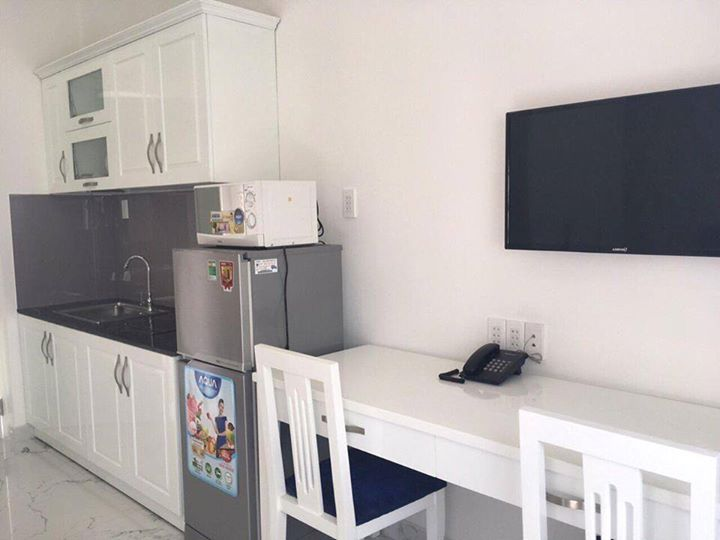 Serviced Apartment in D2, near Tan Dinh Market