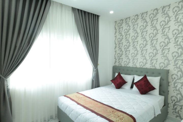 Serviced Apartment in D1, near Tan Dinh Market